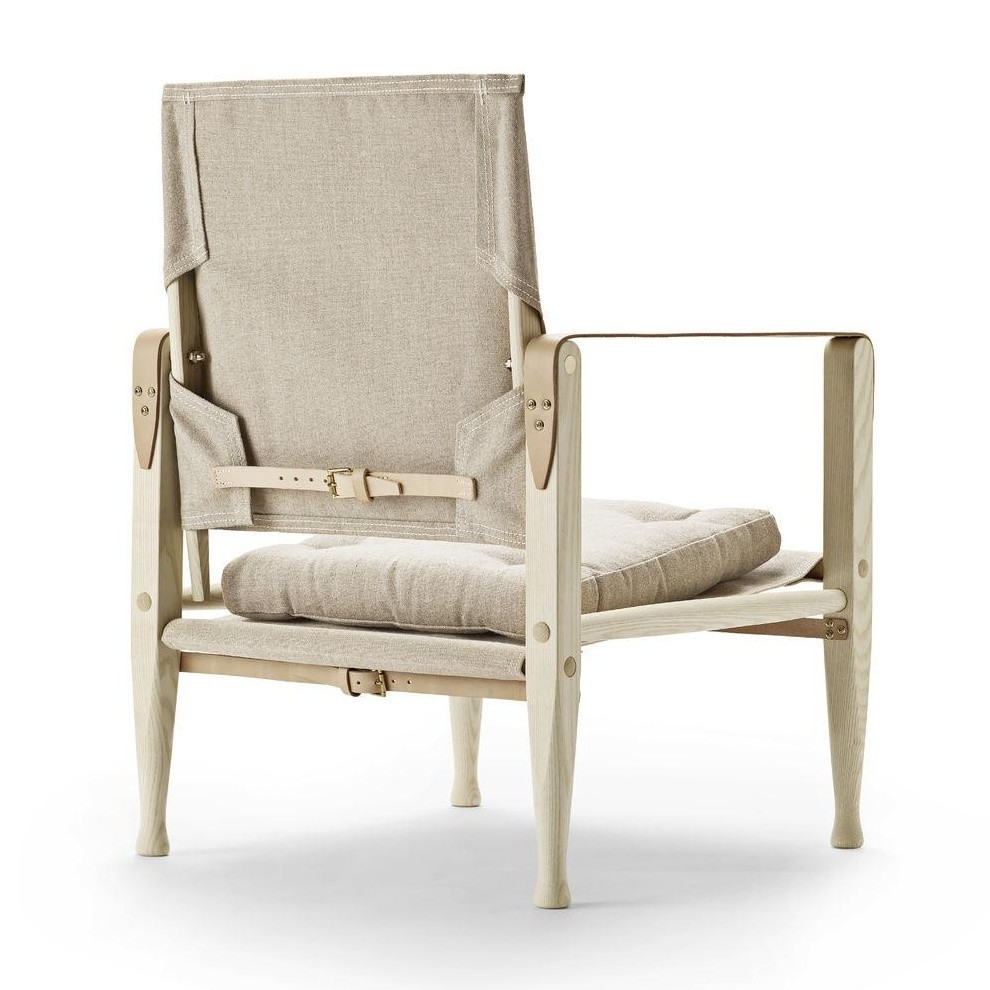 Lounge Stuhl Carl Hansen Kk4700 Safari Chair Lounge Chair