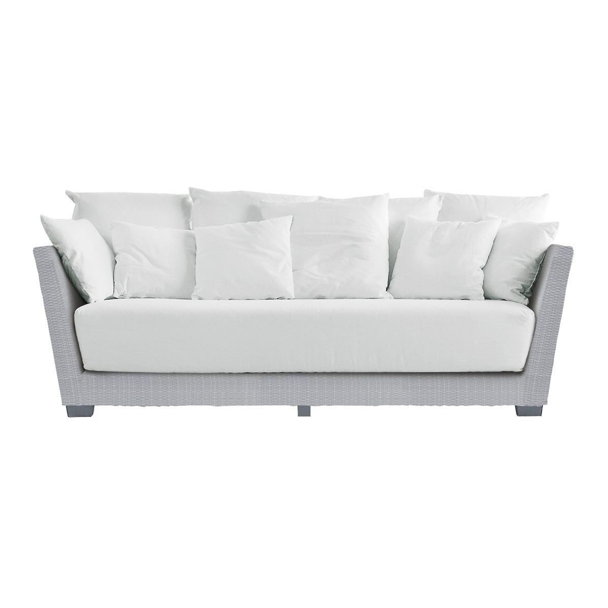 Outdoor Sofa Rattan Inout 503 Poly Rattan Outdoor Sofa