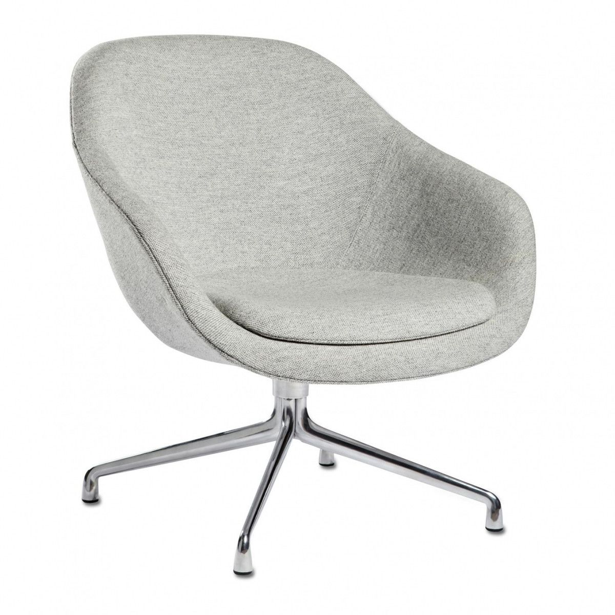 Hay Sessel About A Lounge Chair Aal81 Sessel Hay Ambientedirect
