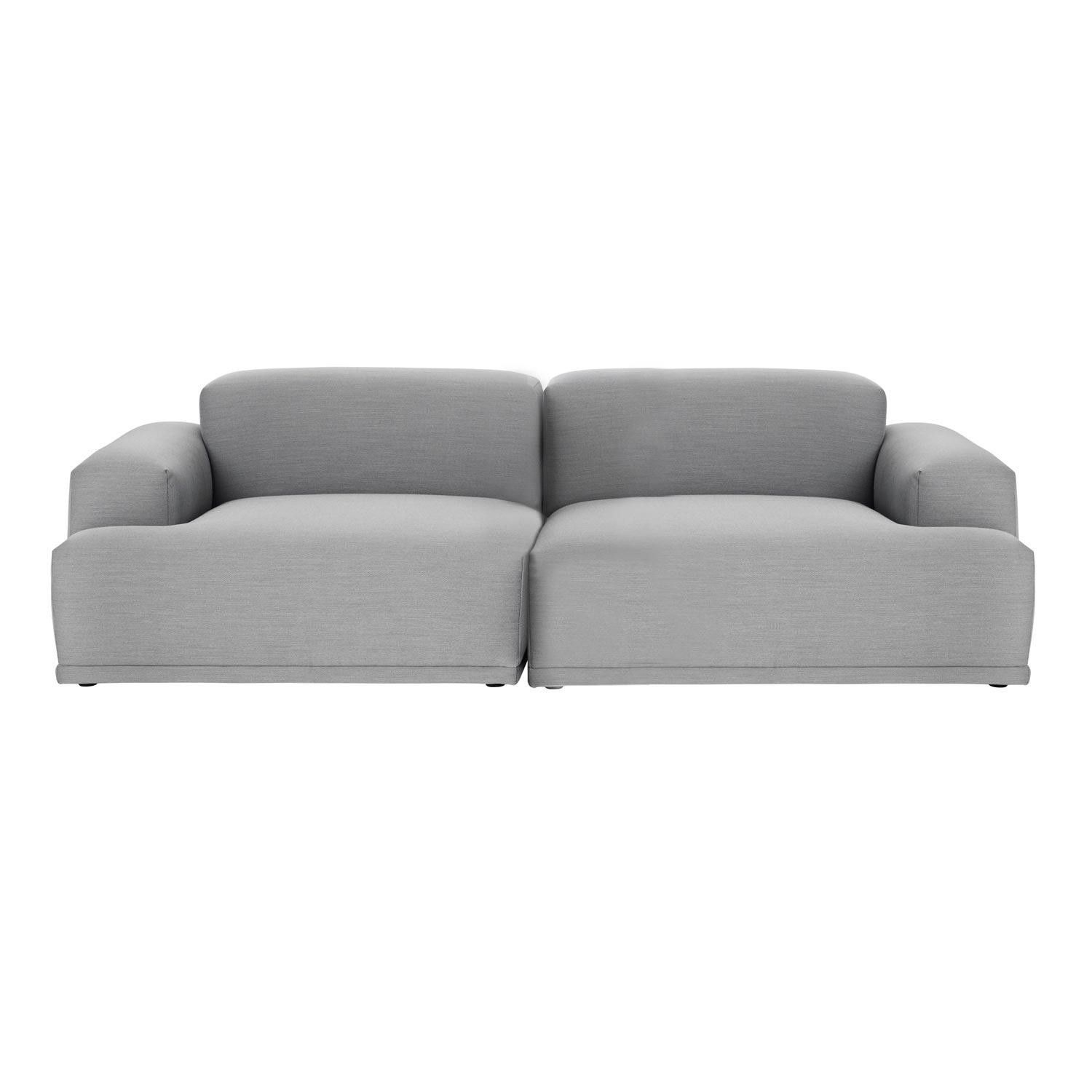 Lounge Sofa Grau Connect Lounge 2 Seater Sofa