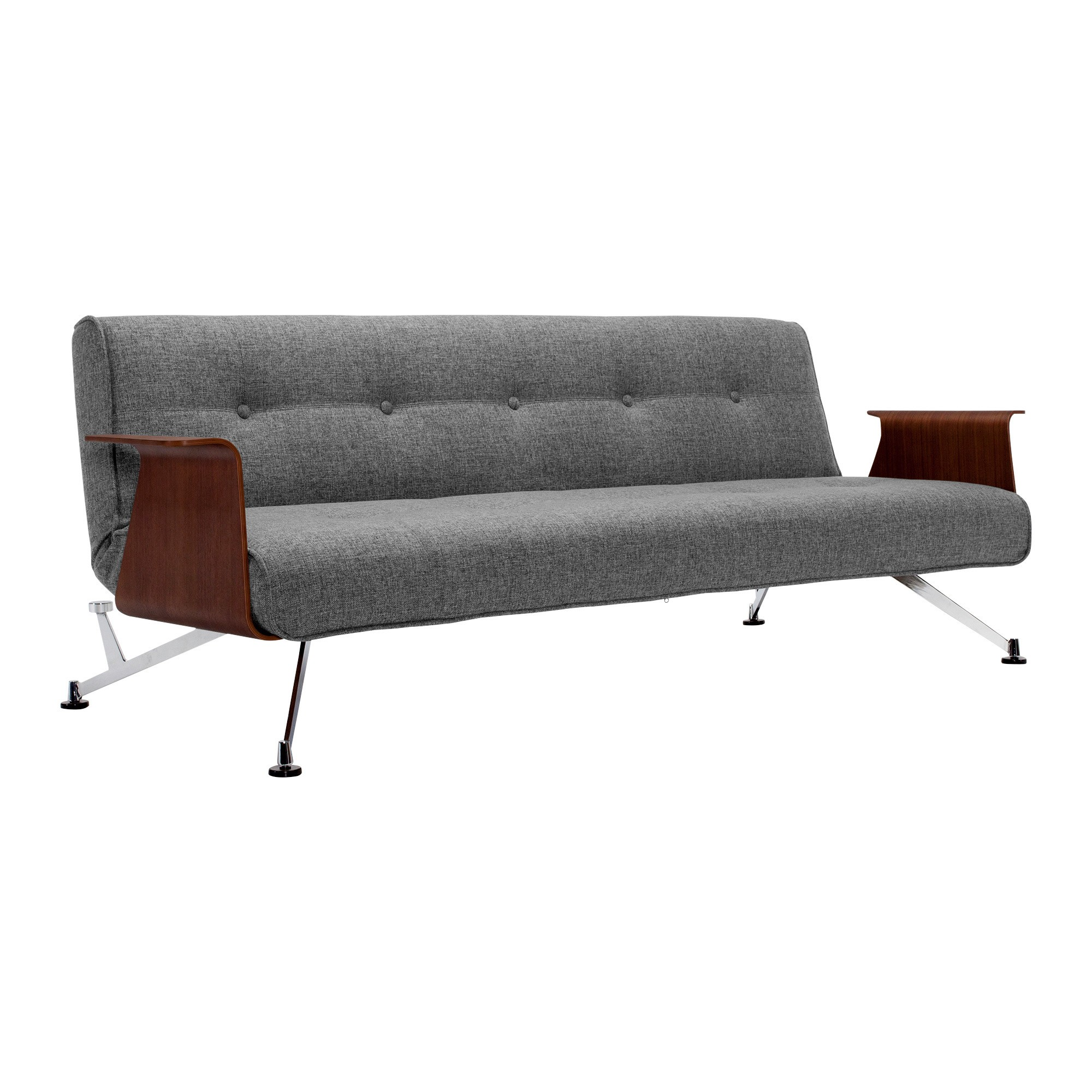 Schlafsofas Sale Clubber Sofa Bed With Armrests 233x92cm