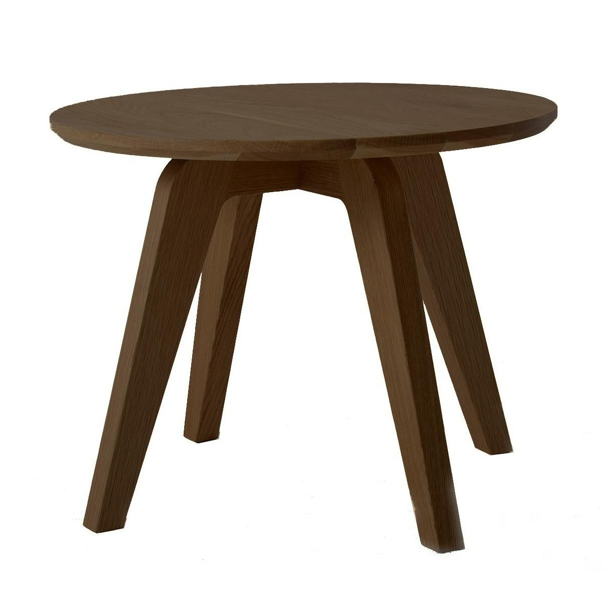 Coffee And Side Tables Dweller Solid Wood Side Table