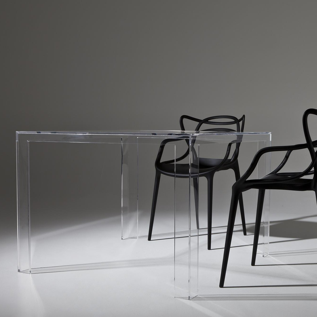 Kartell Couchtisch Invisible Invisible Table