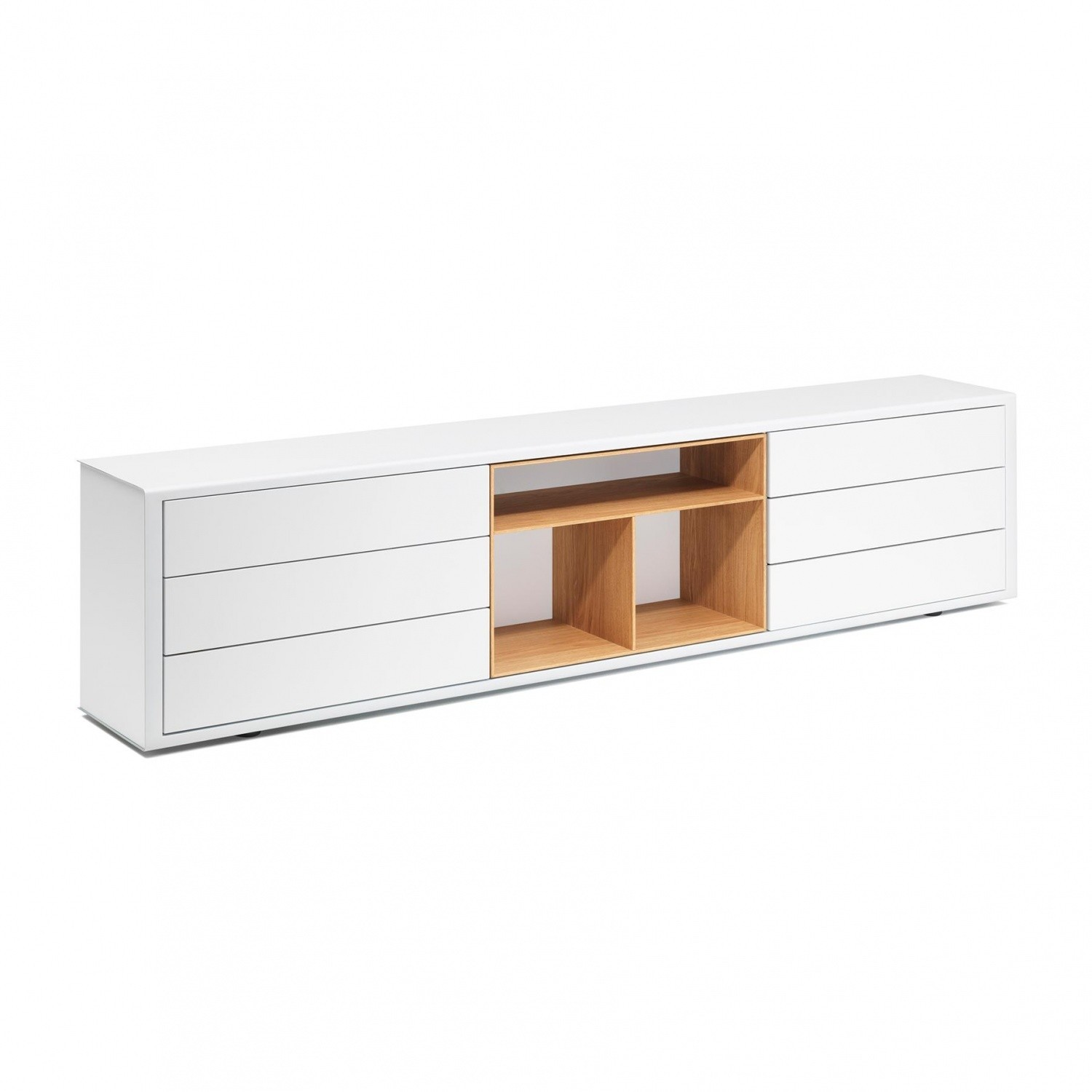 Offenes Sideboard Modular S36 H3 248 Sideboard
