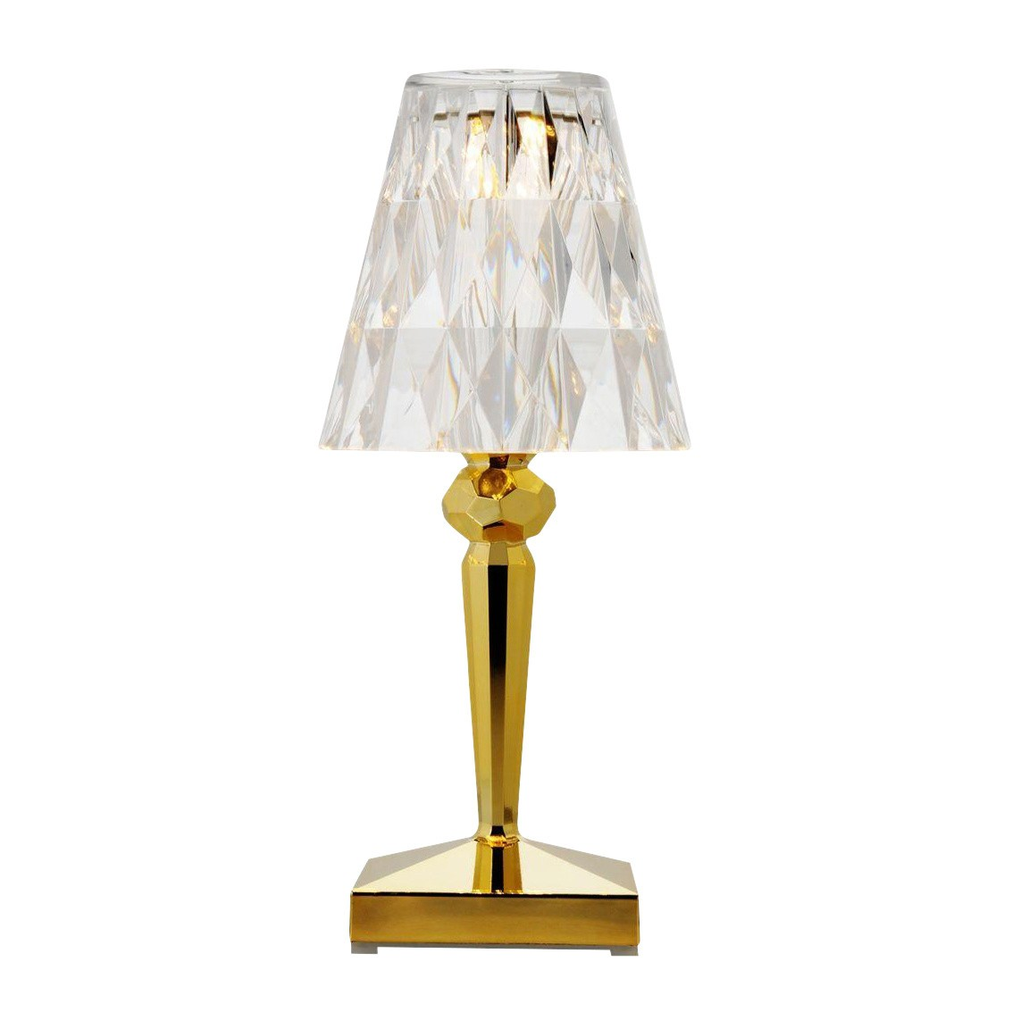 Lamp Kartell Battery Led Table Lamp