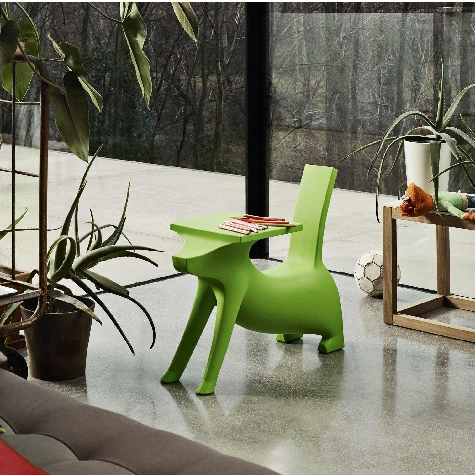 Kinderstuhl Design Magis Lechien Children Table And Chair
