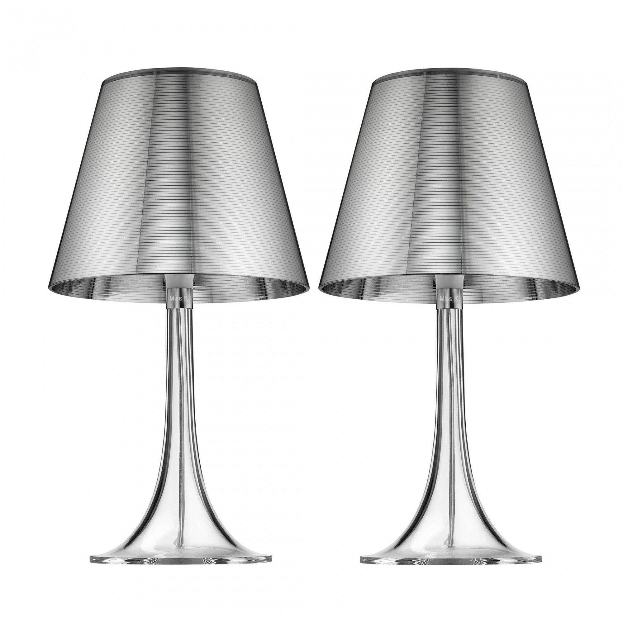 Designer Tischleuchten Miss K Table Lamp Set