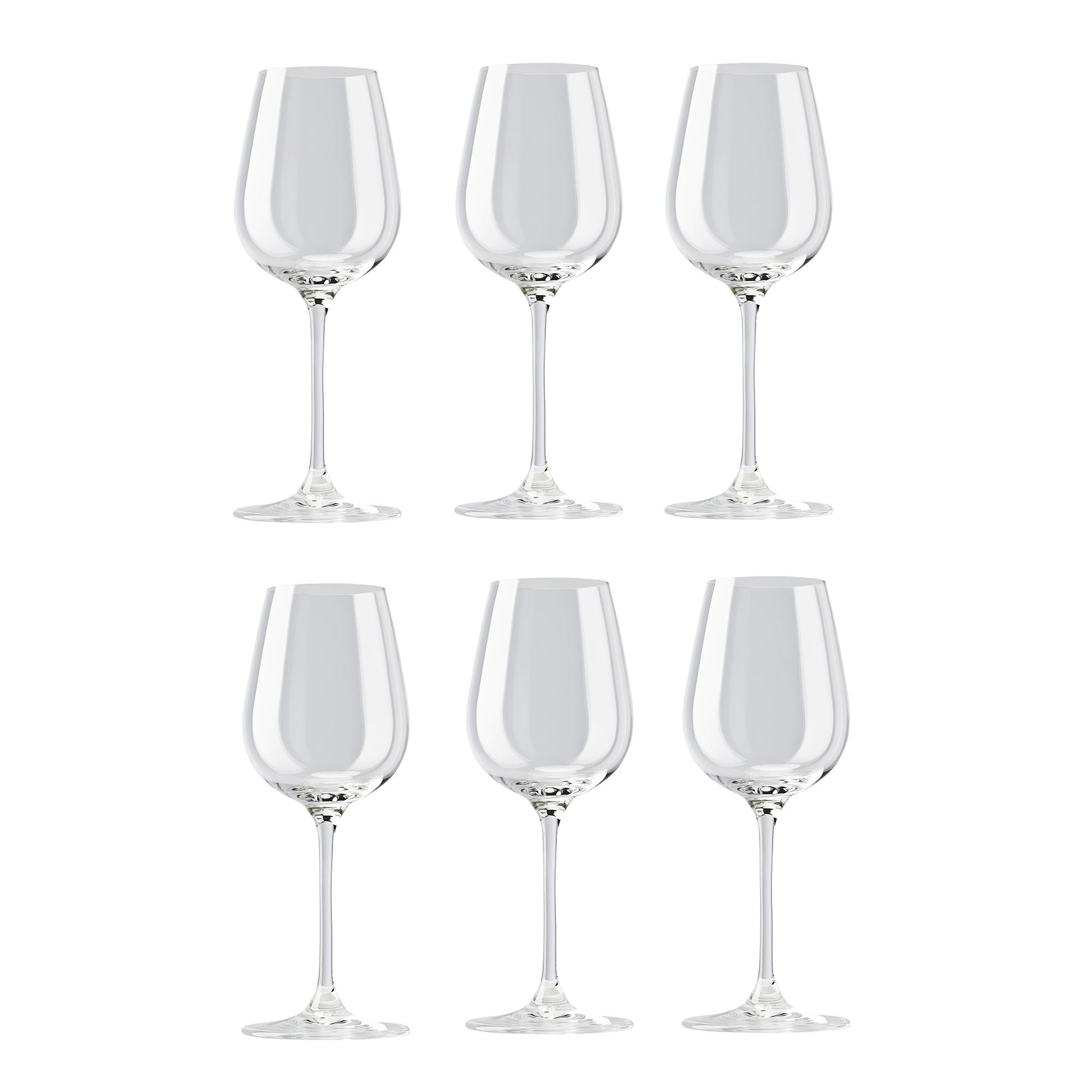 Weinkelch Glas Divino White Wine Goblet Set Of 6