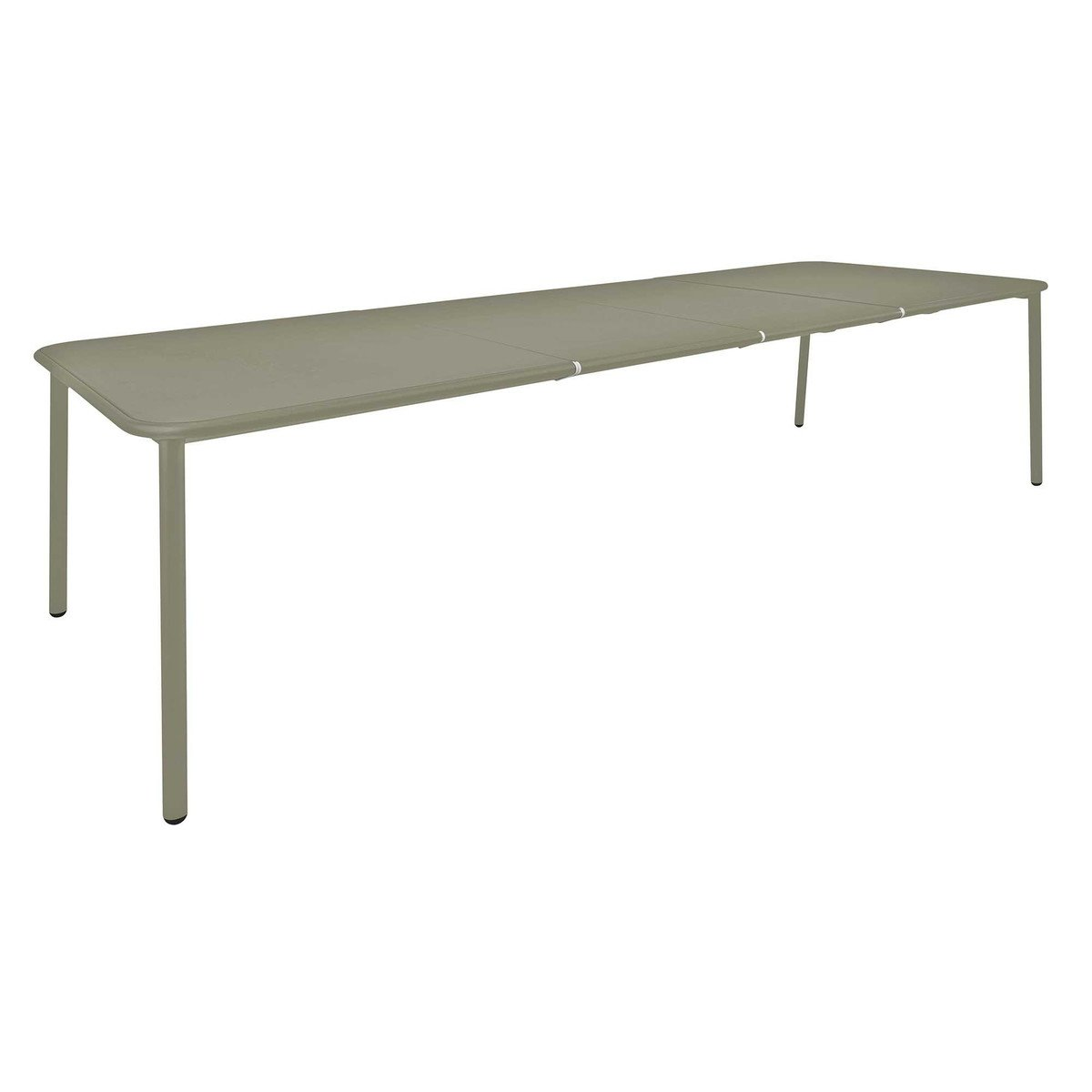 Table Jardin Aluminium Extensible Yard Table De Jardin Extensible De Aluminium Emu