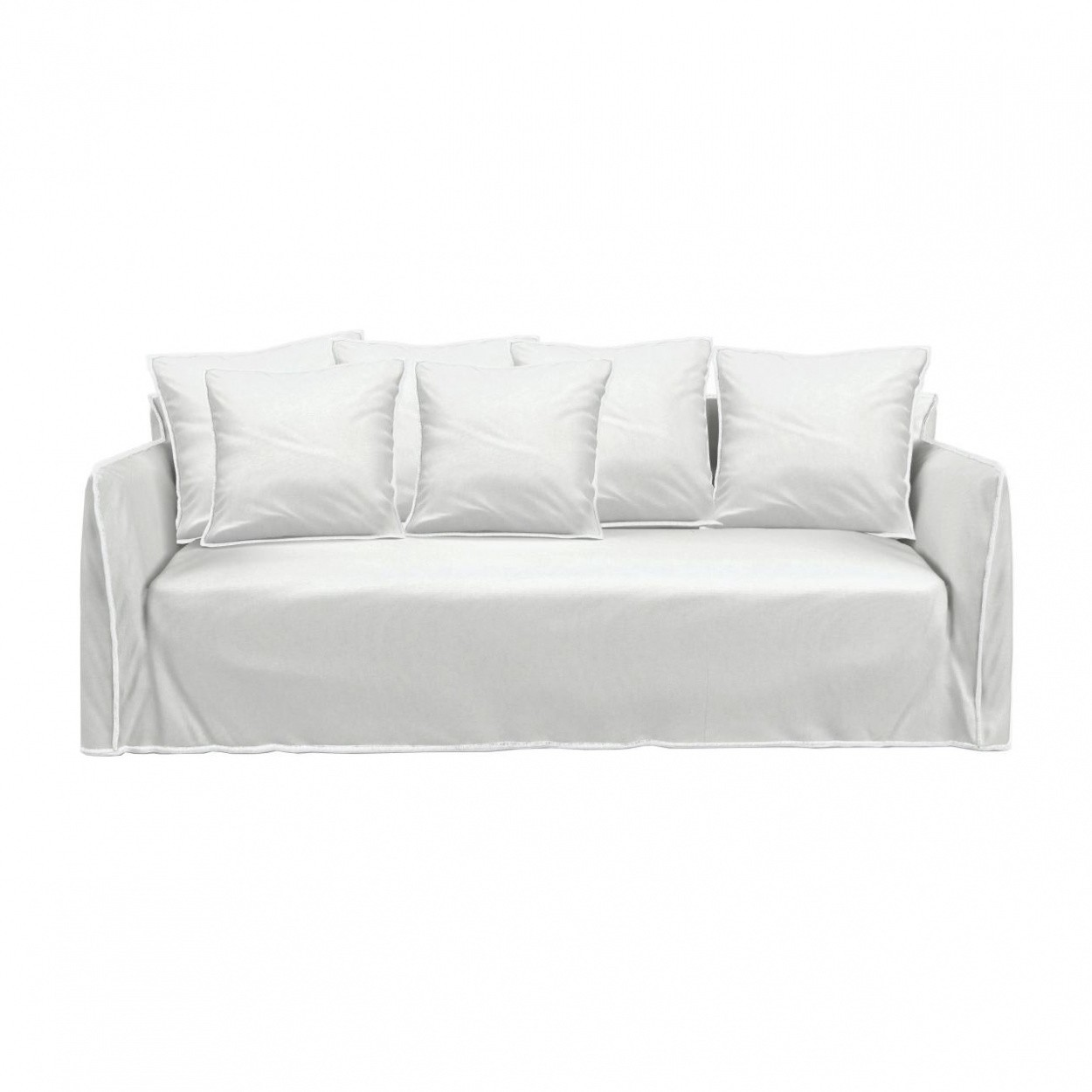 Couch Husse Gervasoni Ghost 12 Cover For Sofa | Ambientedirect