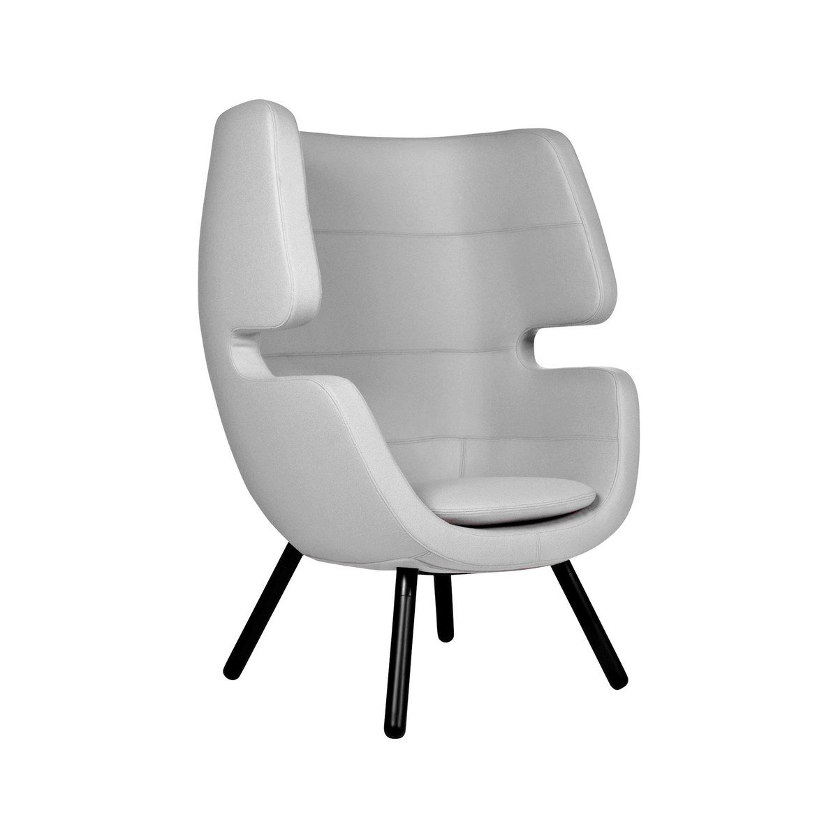 Füße Für Sessel Moai Lounge Chair Sessel Softline Ambientedirect