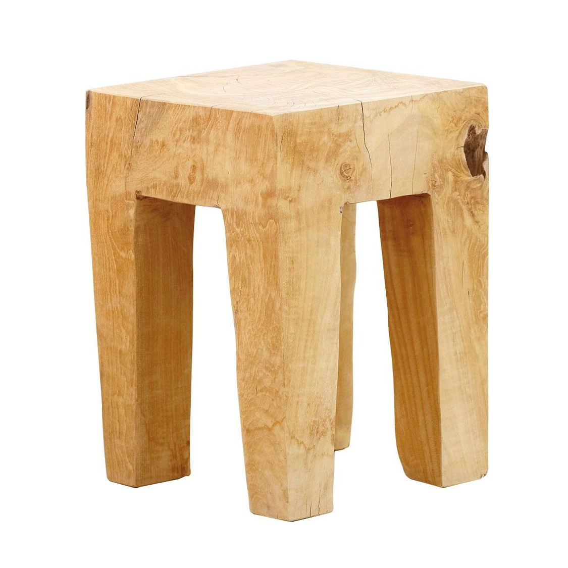 Tabouret Carré Jan Kurtz Java Tabouret Carré Ambientedirect