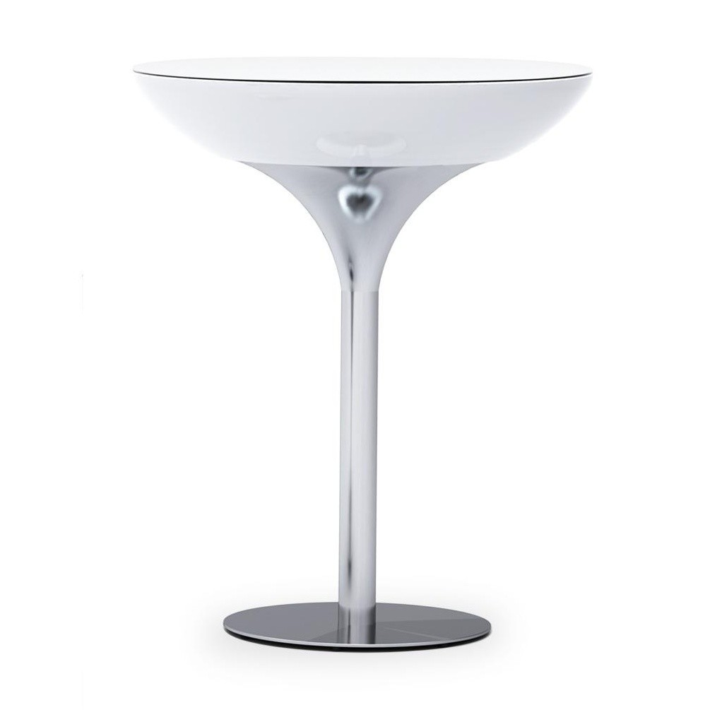 Table Bistrot Aluminium Lounge Table 105 Table Bistrot