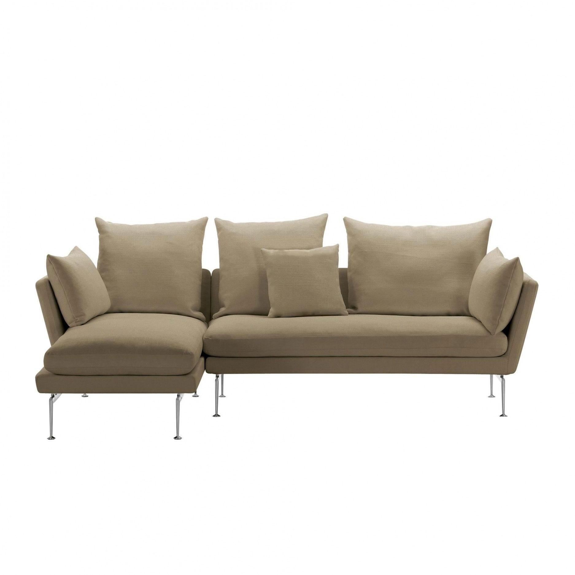 Chaise Vitra Suita Citterio Sofa With Chaise Longue