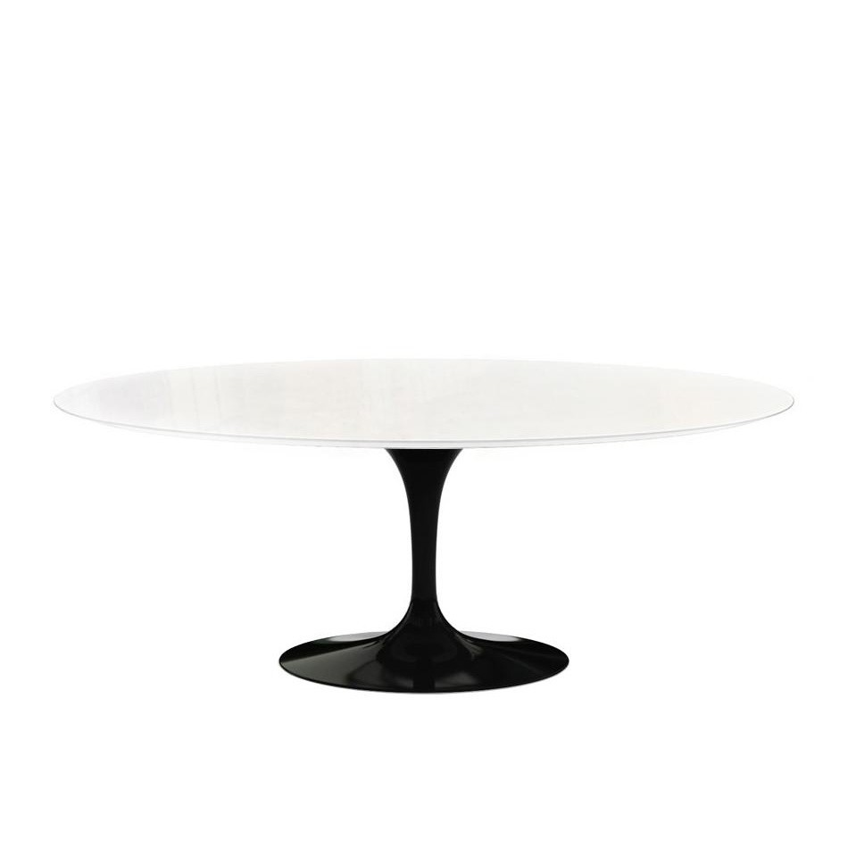 Knoll Table Saarinen Oval Table Outdoor