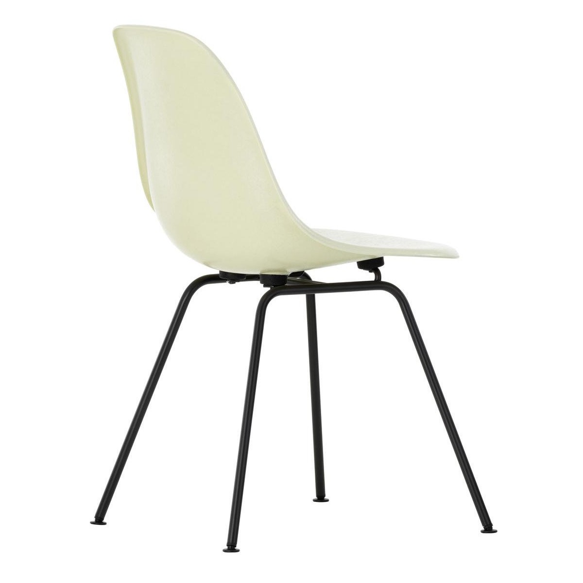 Vitra Eames Side Chair Eames Chair Schwarz