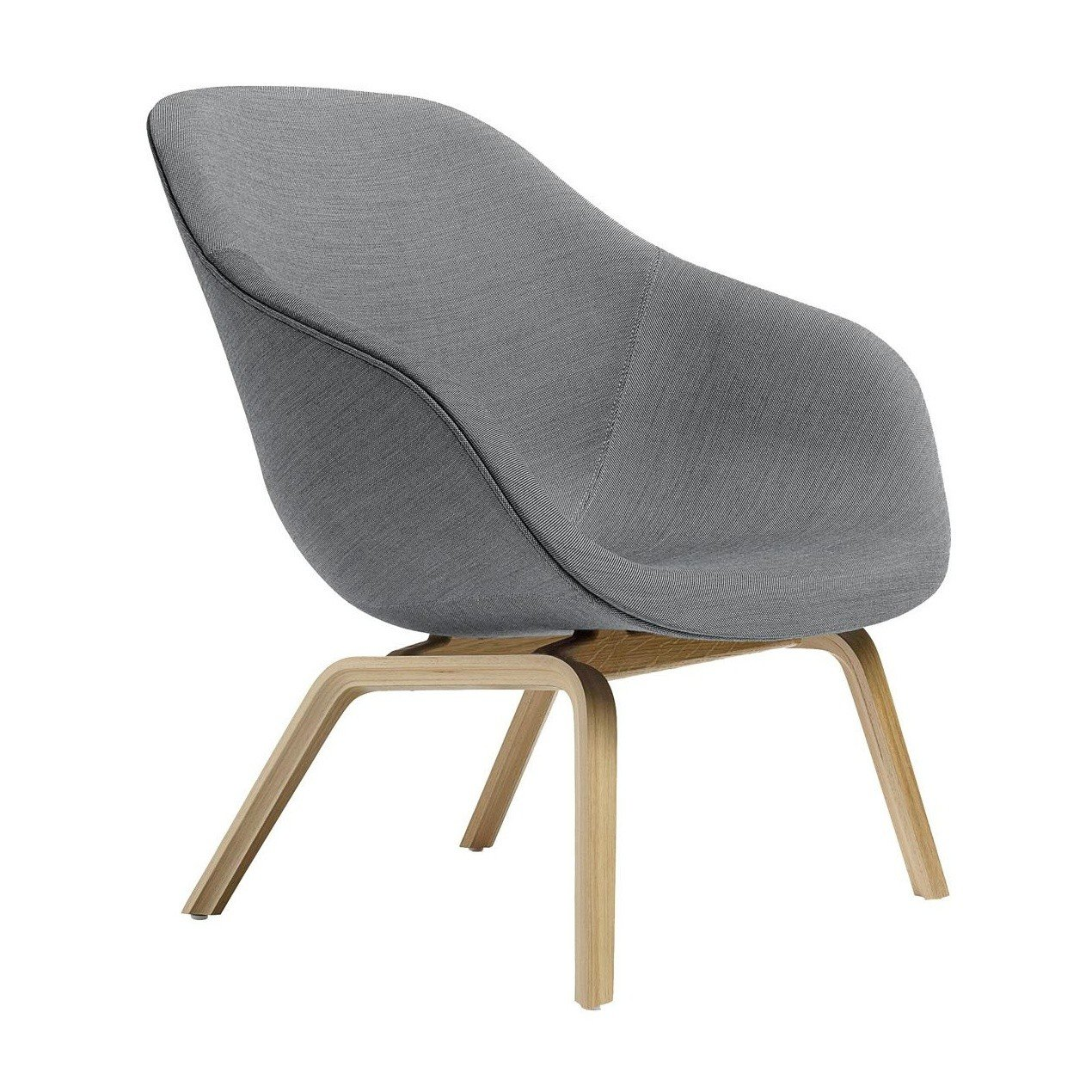 Hay Sessel About A Lounge Chair Aal83 Sessel Hay Ambientedirect