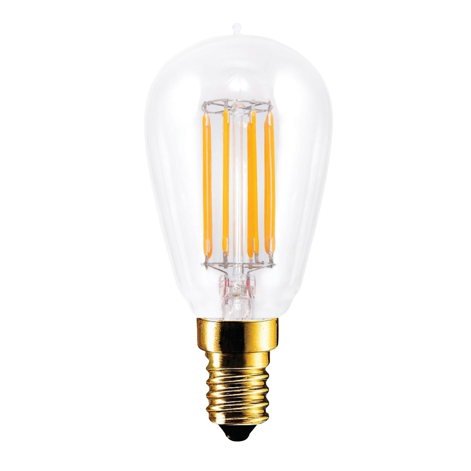 Led E 14 Led E14 Bulb Filament Clear 4 7w 35w