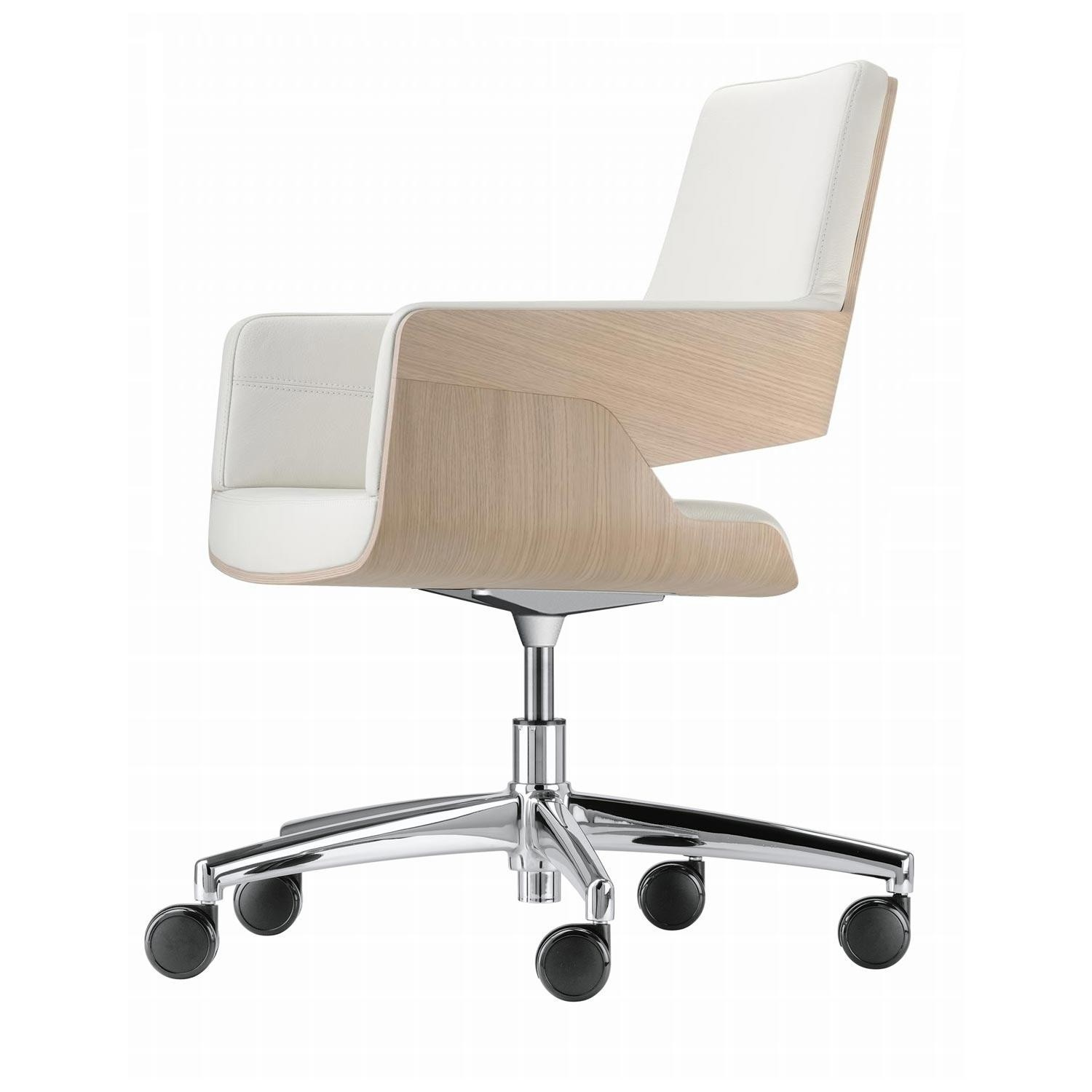 Bürostuhl Home Office Test Thonet S 845 Drw Office Chair With Wheels