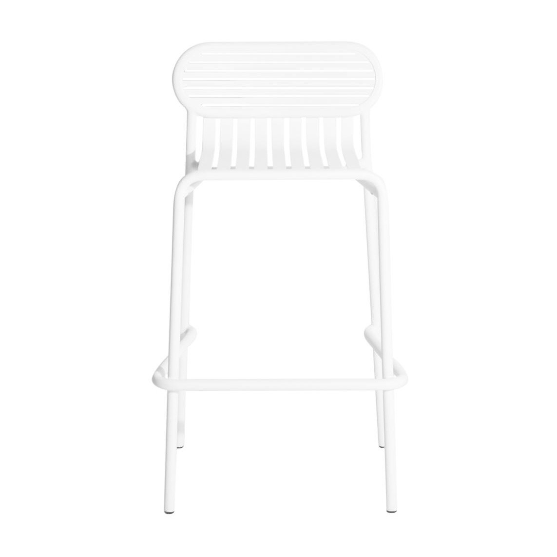 Petite Friture Tabouret De Bar De Jardin Week End 80cm Ambientedirect