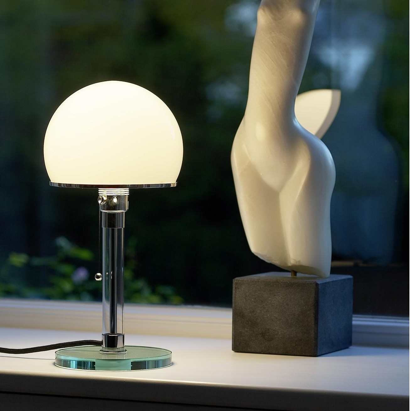 Wagenfeld Leuchte Wagenfeld Table Lamp