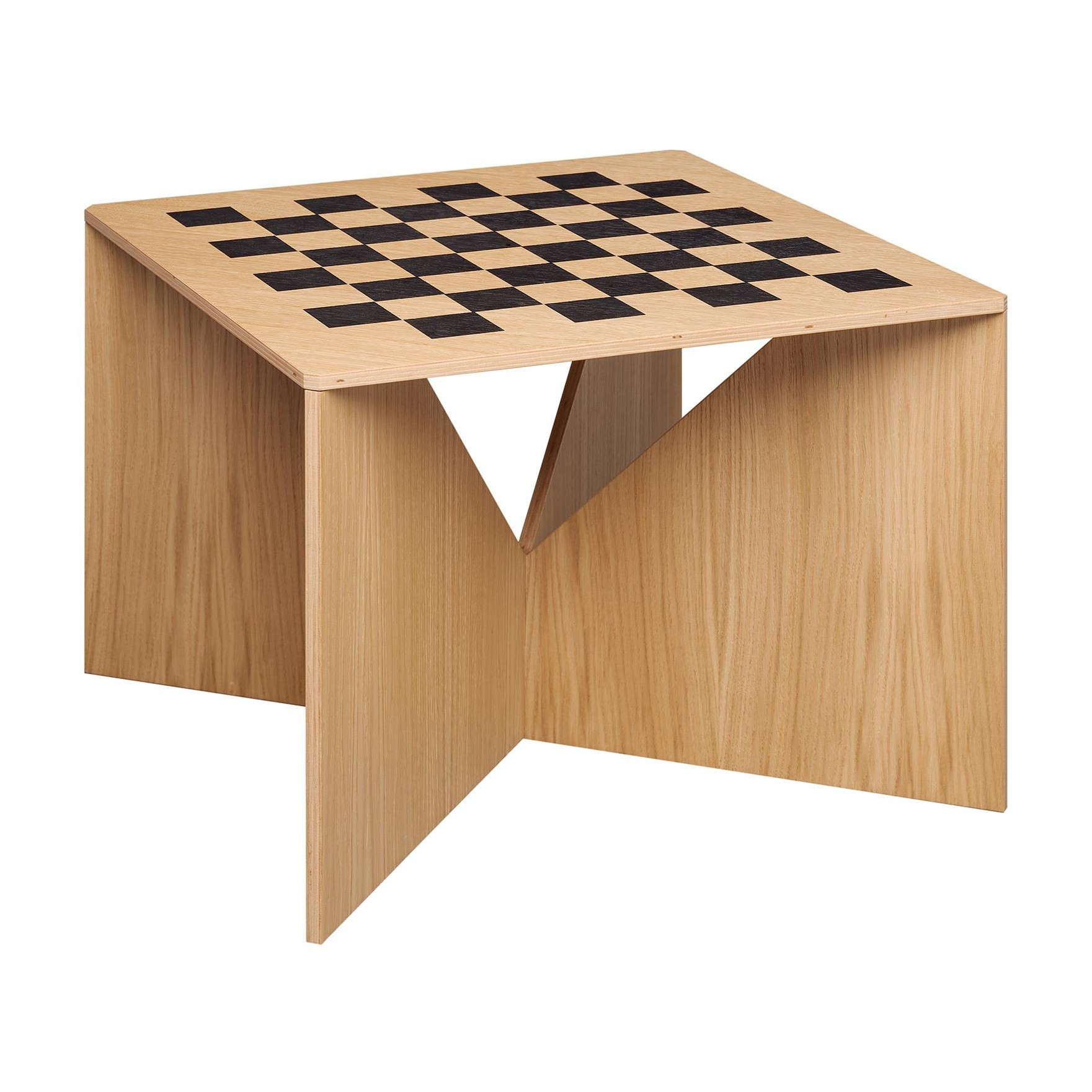 Couchtisch Orange Calvert Chess Side Table