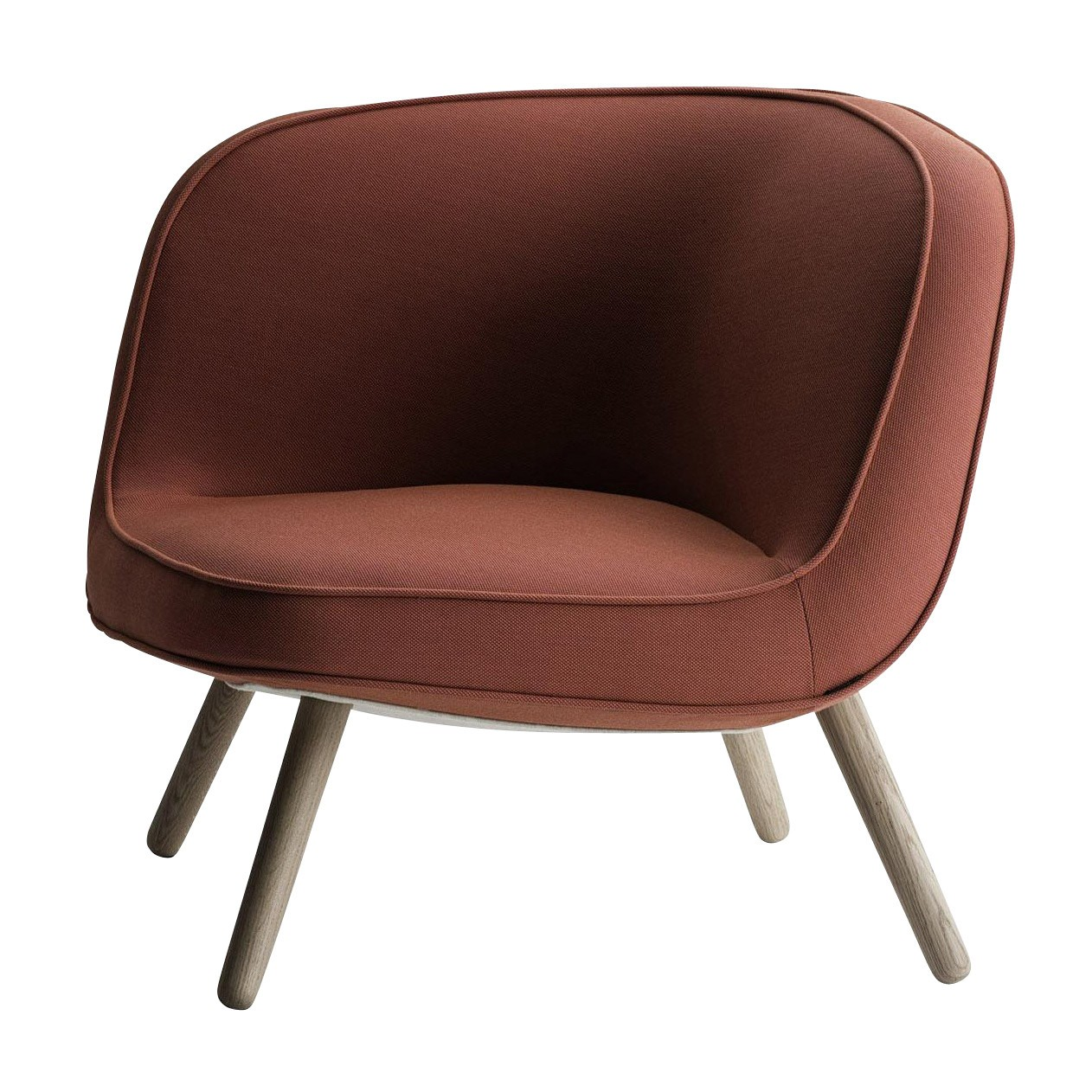 Sessel In Rot Via57 Sessel