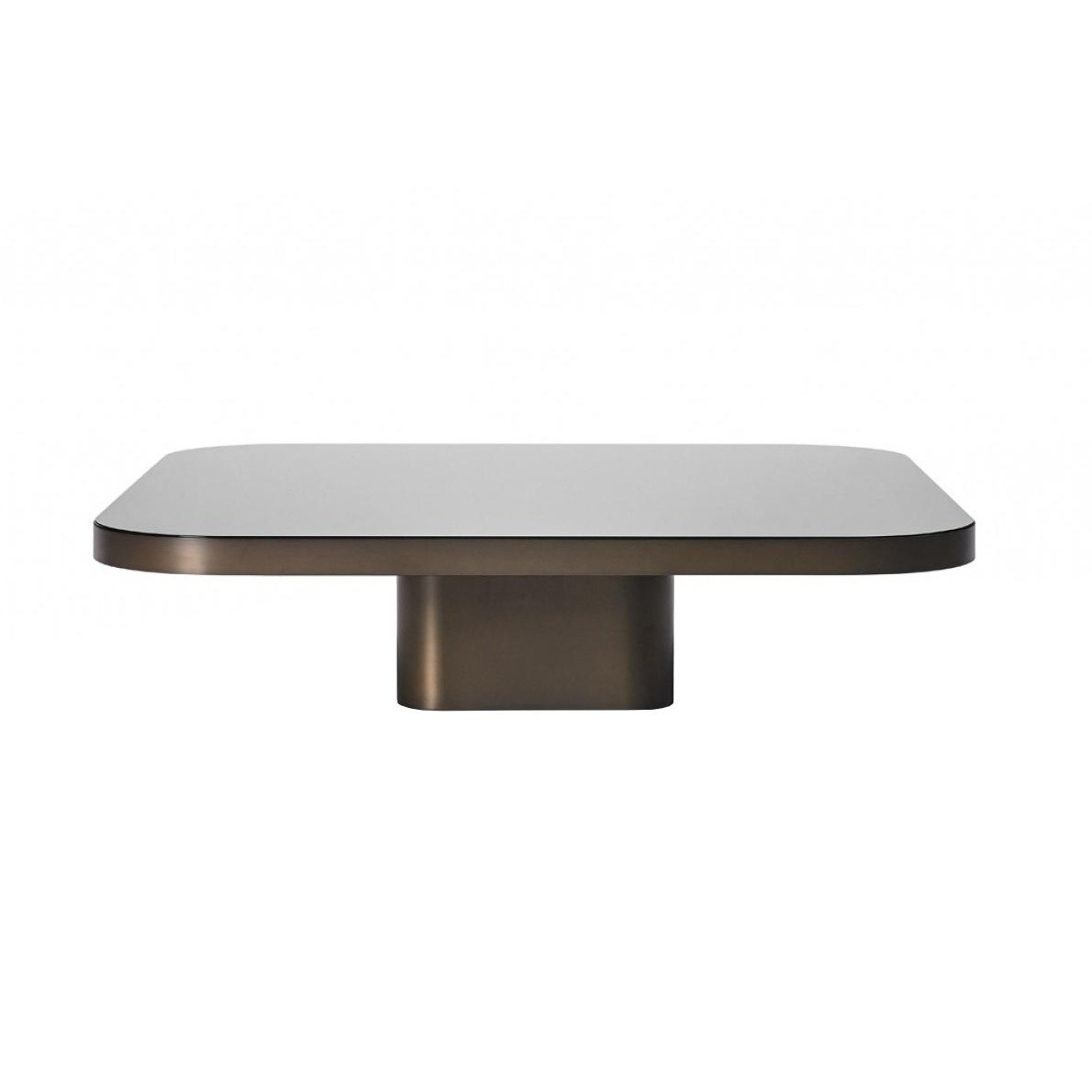Couchtisch Case Schwarz Bow Coffee Table