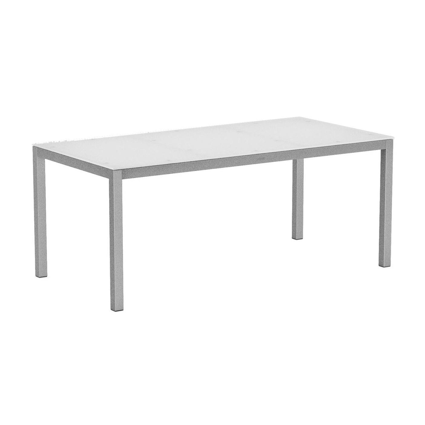 Edelstahl Tischplatte Kerkmann 4511 1 Schreibtisch Aveto Edelstahl