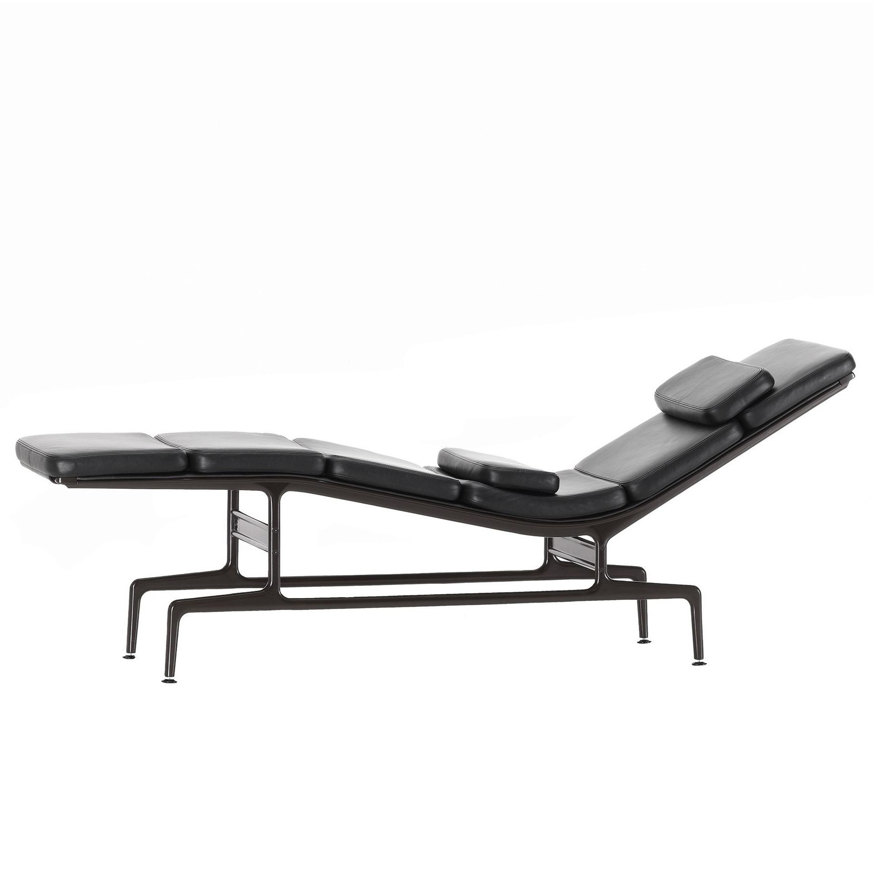 Chaise Vitra Es 106 Soft Pad Chaise Lounger