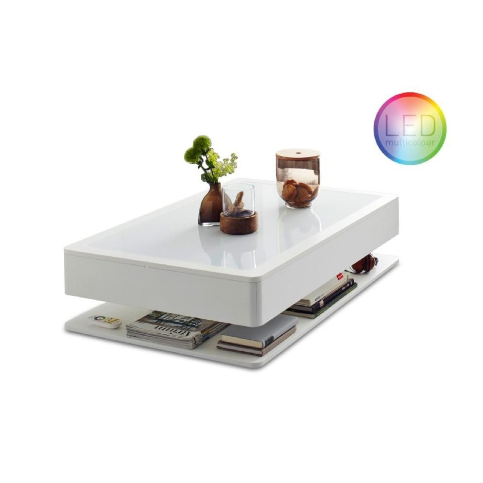 Couchtisch Led Ora Home Led Pro Coffee Table