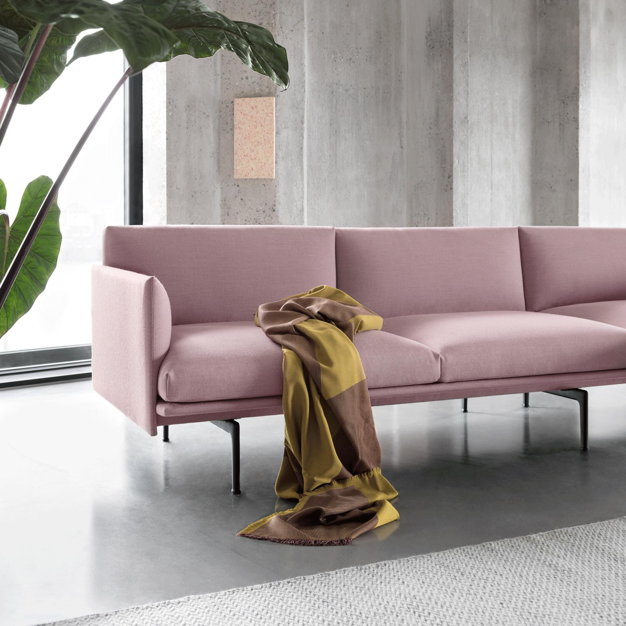 Tagesdecke Sofa Sway Throw 180x130cm