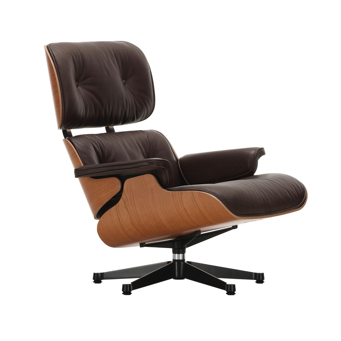 Lounge Drehsessel Vitra Eames Lounge Chair Drehsessel Ambientedirect