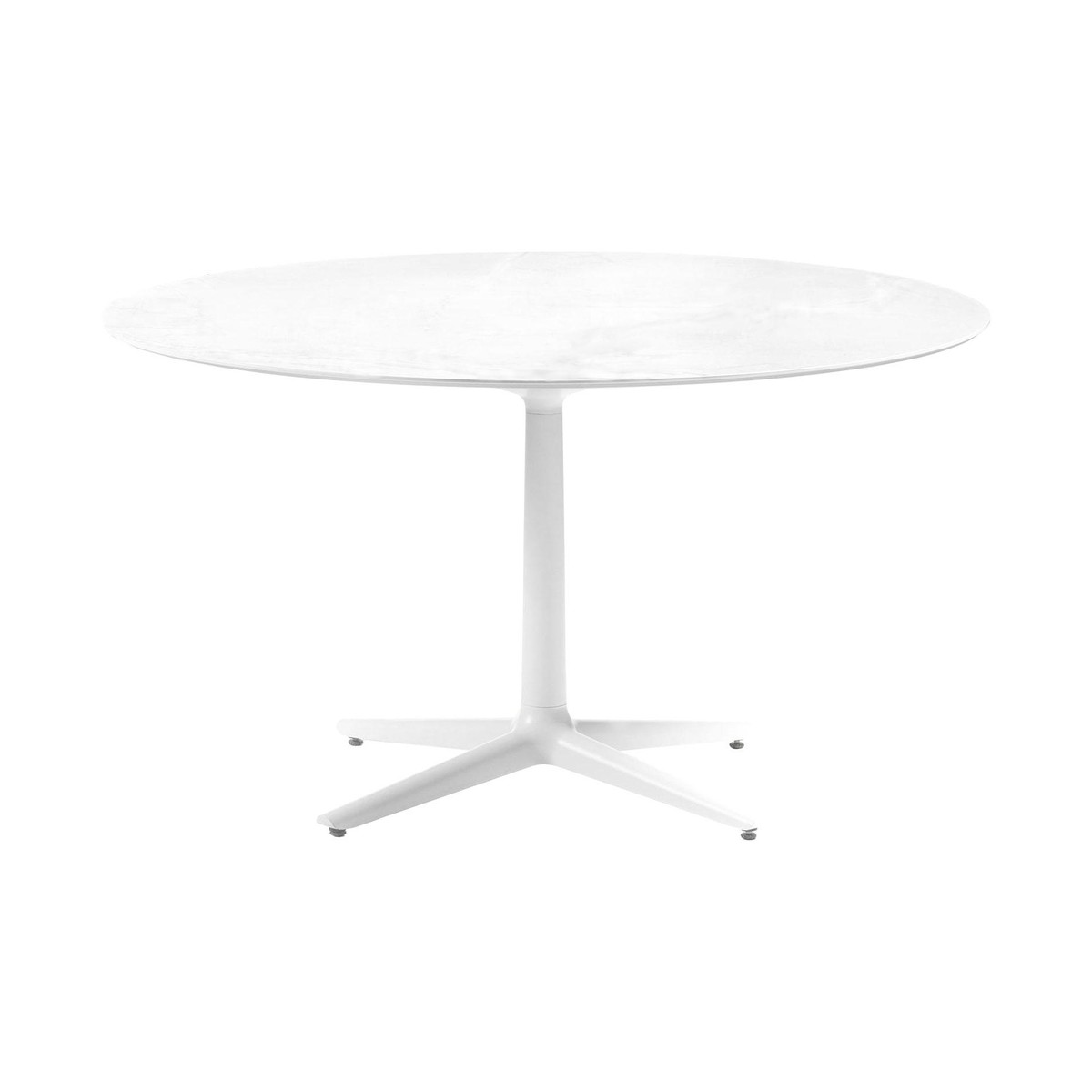 Multiplo Garden Table Round Kartell Ambientedirect Com