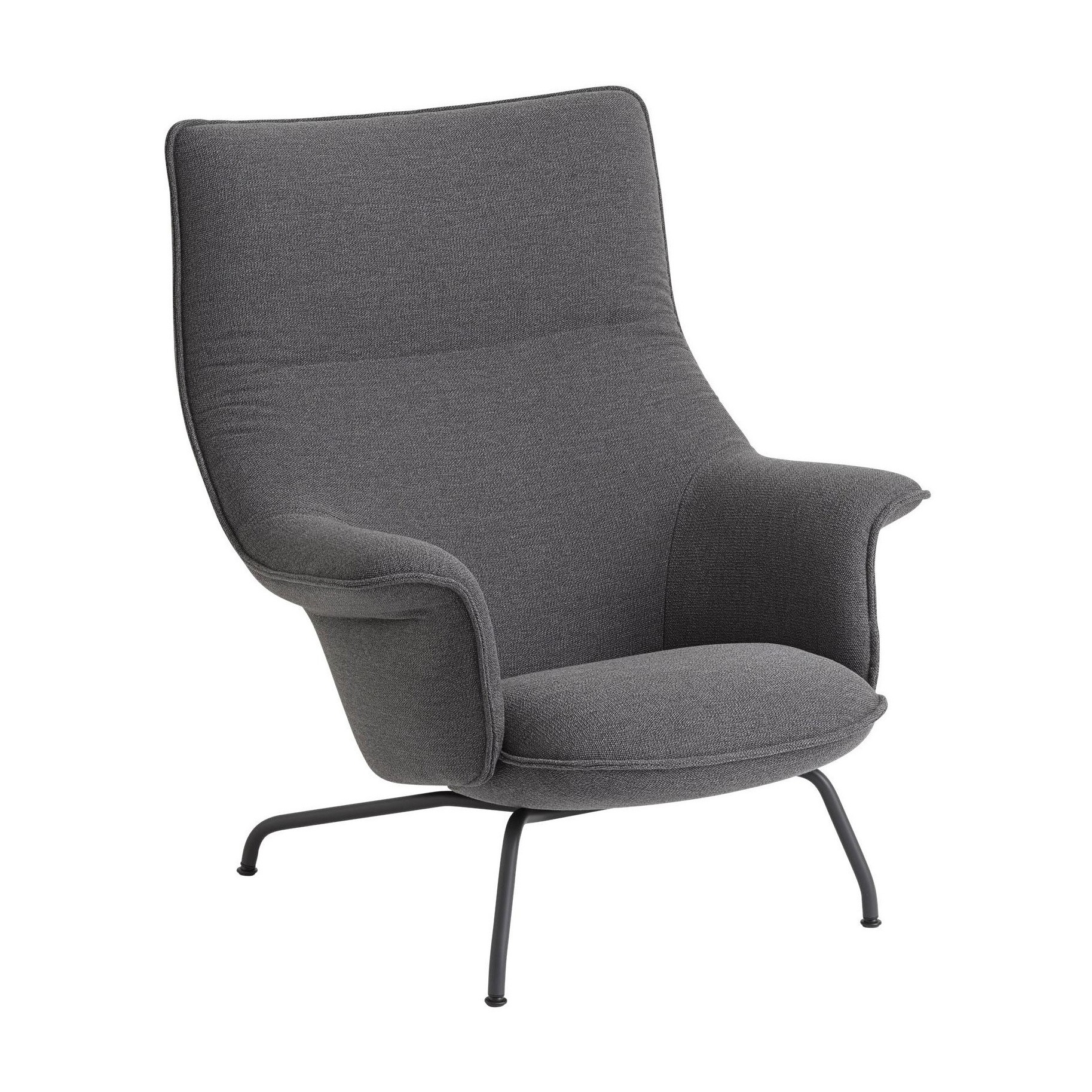 Ledersessel Lounge Muuto Doze Lounge Chair | Ambientedirect