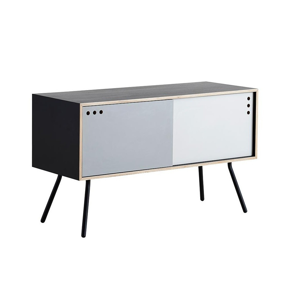 Schwarzes Sideboard Sideboard Schwarz Best S Sideboard By Andersen Furniture With