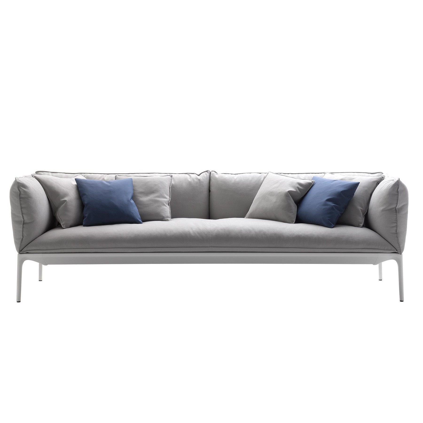 Couchtisch Fabric Yale S3 Sofa 3 Seater Down Filling