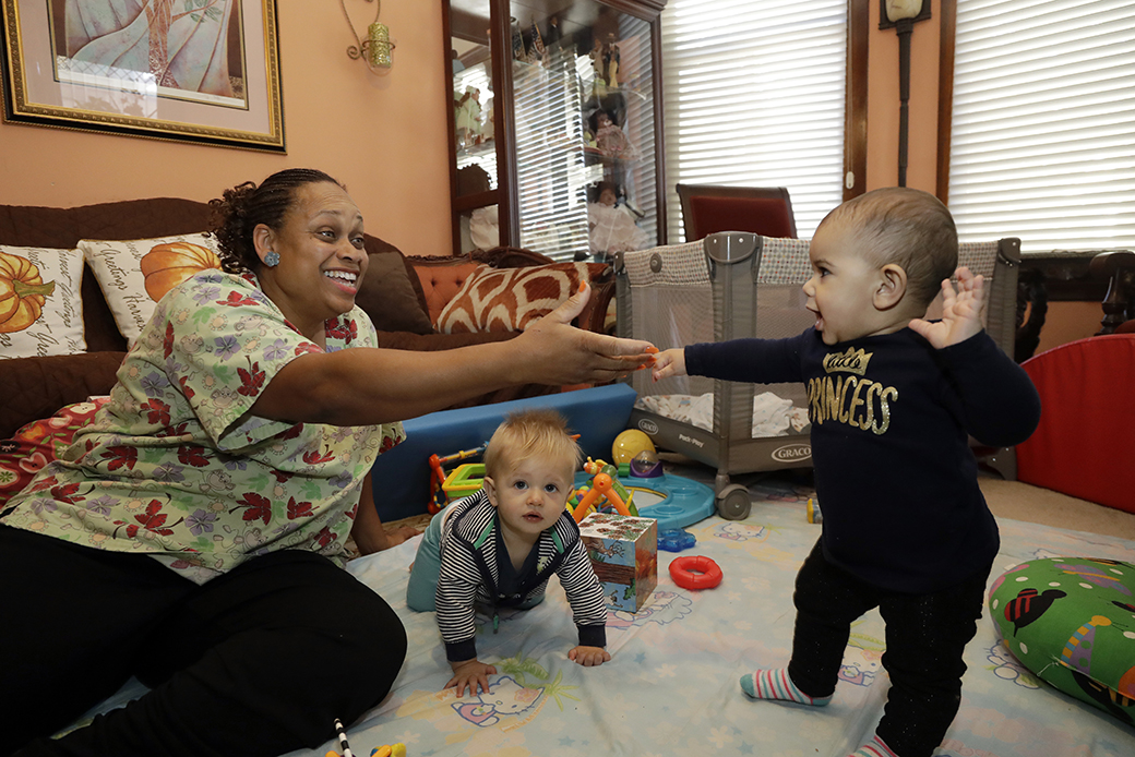 A Blueprint for Child Care Reform - Center for American Progress