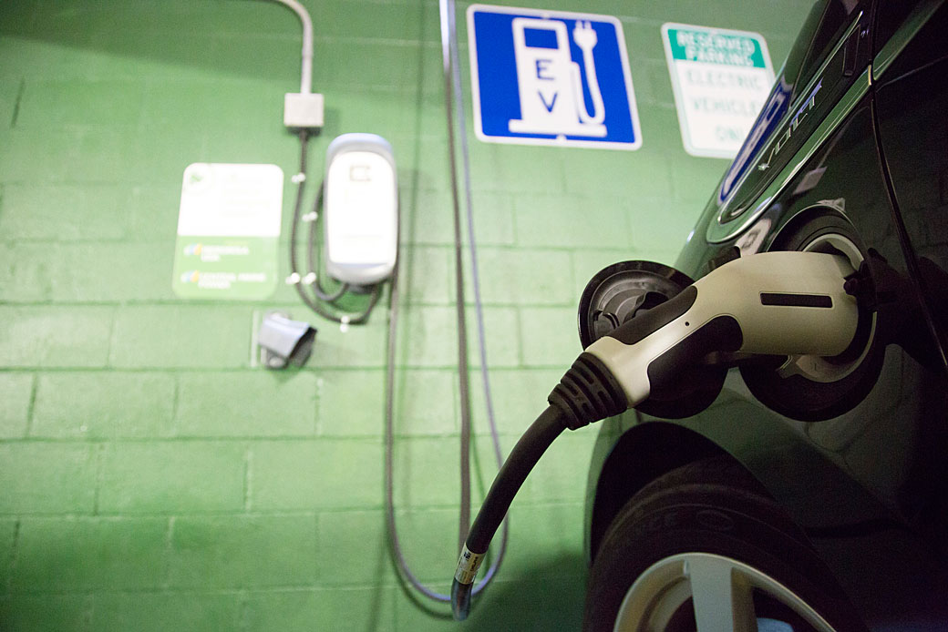 Investing in Charging Infrastructure for Plug-In Electric Vehicles