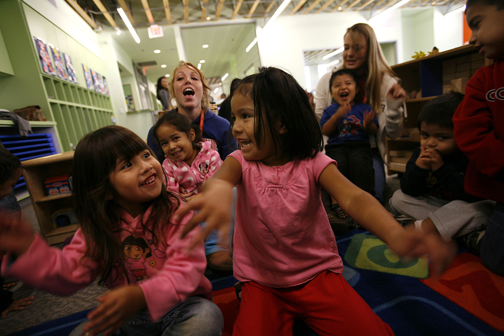Affordable Child Care and Early Learning for All Families - Center