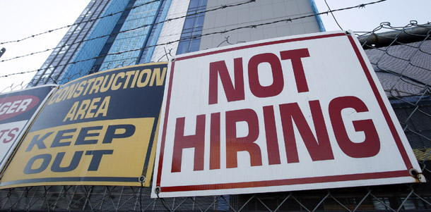 Employers Add Workers but Jobs Still Hard to Find - Center for