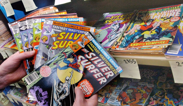 Add Cultural Critic to List of Superhero Powers - Center for