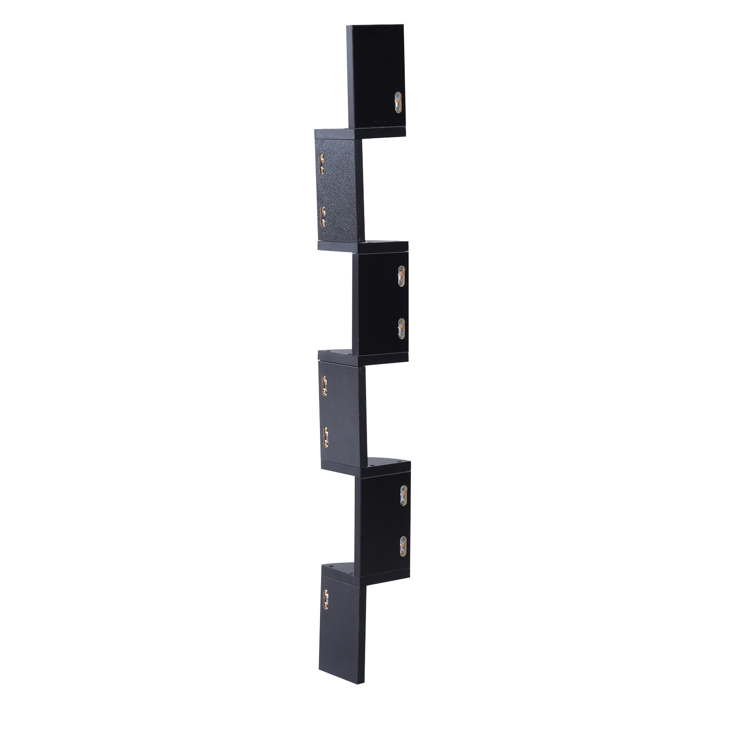 Wall Mounted Shelves Canada Cad 29 99 5 Tier Corner Wall Mount Shelf Storage Rack Hanging