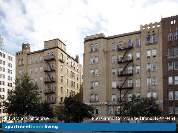 960 Grand Concourse Apartments Bronx, NY Apartments For Rent