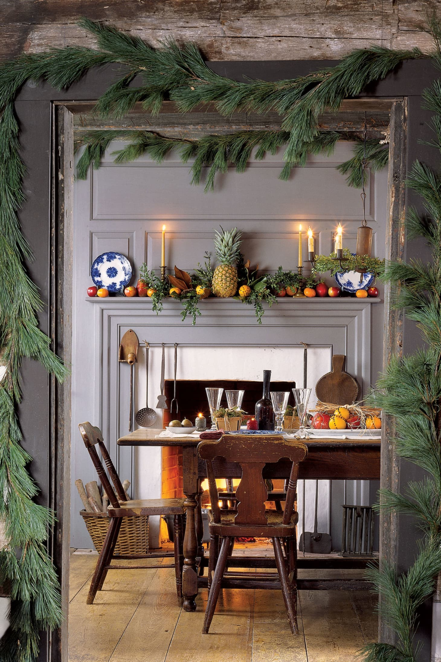 Elle Decoration Weihnachten Beautiful Decorating Ideas For A Traditional Christmas Apartment