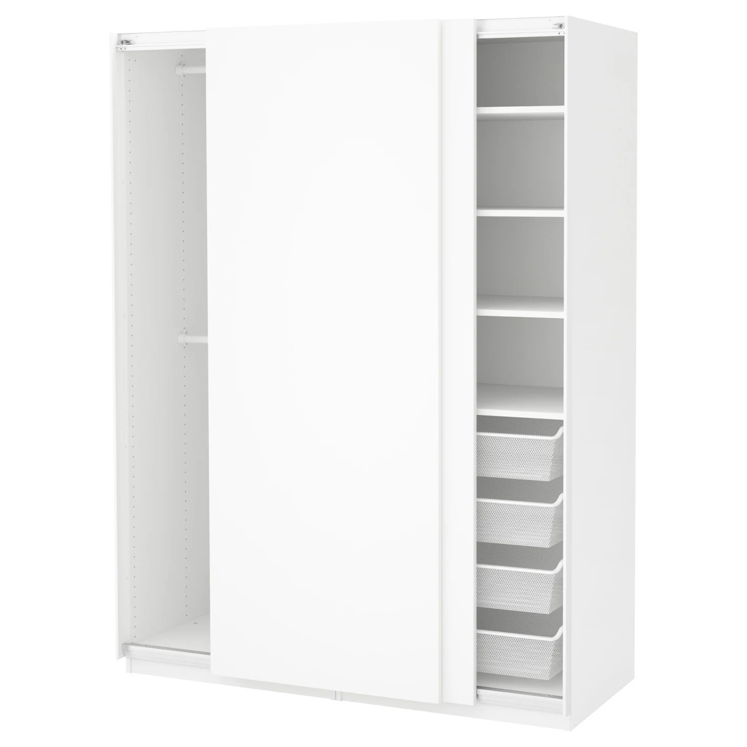 Ikea Wardrobe Leaning To One Side Best Ikea Products For Renters Apartment Therapy
