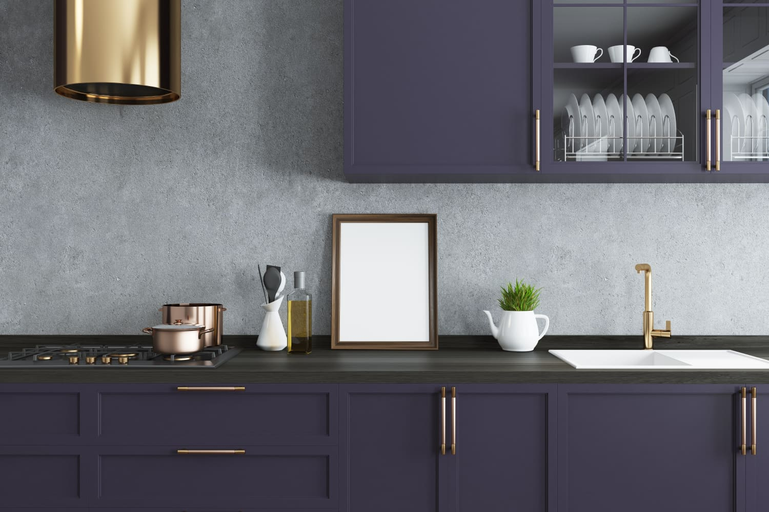 The Colors You Should Never Paint Your Kitchen Cabinets Apartment Therapy