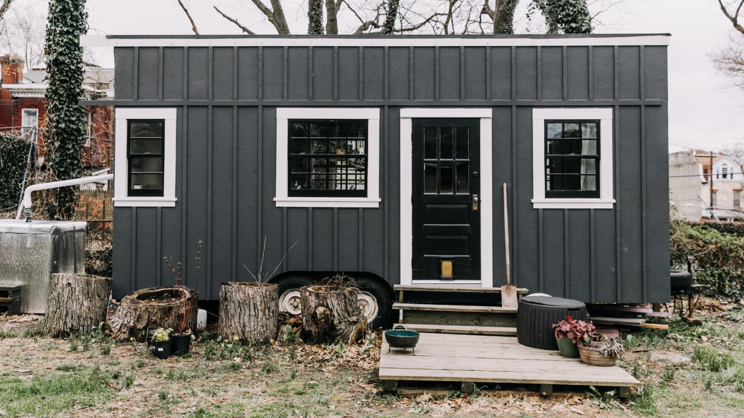 10 Free Or Very Cheap Tiny House Plans Apartment Therapy