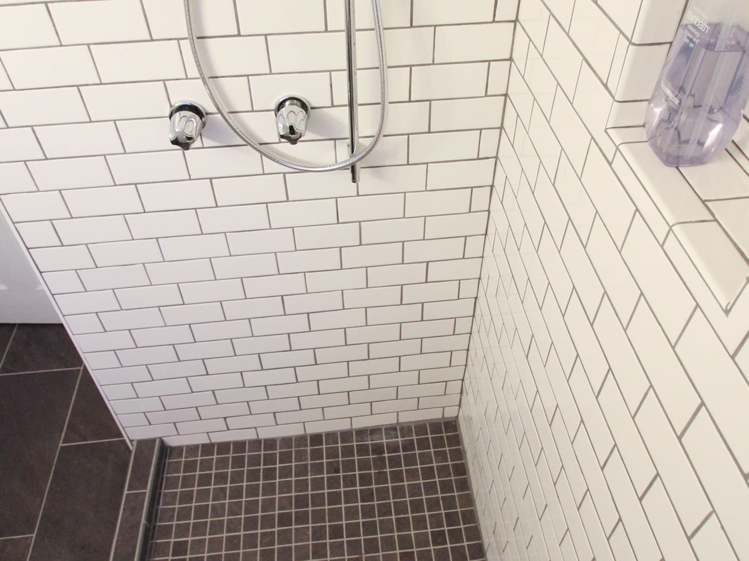 How To Tile Your Bathroom Shower Like A Pro Apartment Therapy