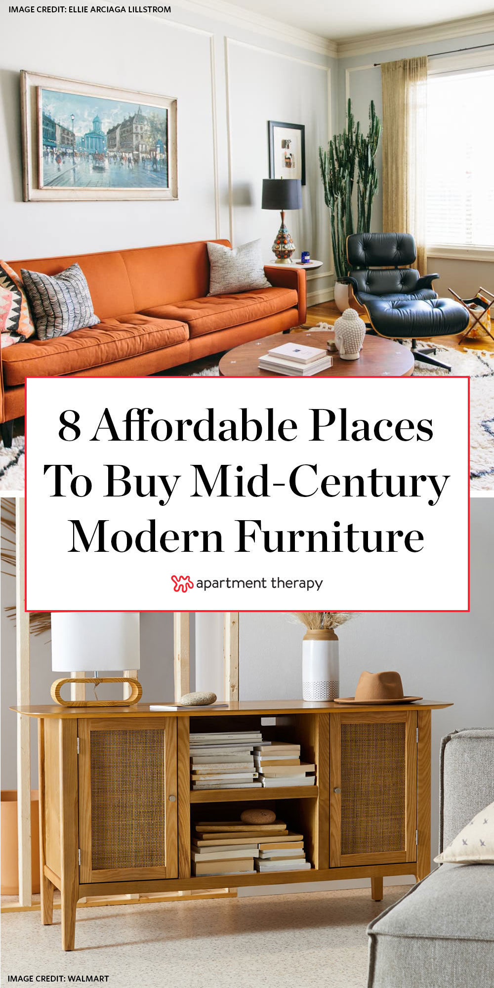 Where To Find Cheap Mid Century Modern Furniture And Decor Apartment Therapy